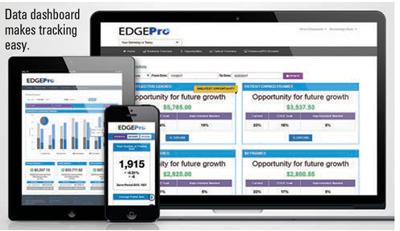 edge pro dashboard