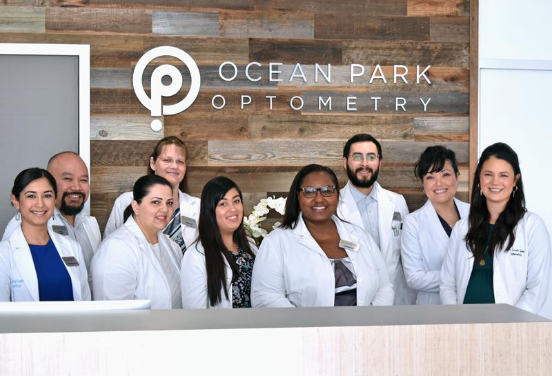 Ocean Park Optometry team