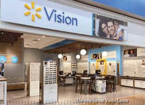 walmart new vision center
