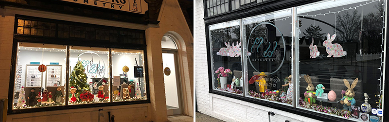 riegel window displays